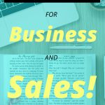 how to set up a blog for business and sales