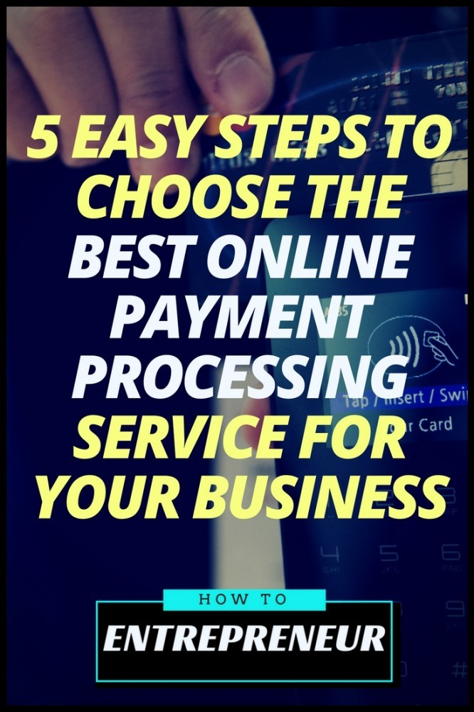 the best online payment processing service
