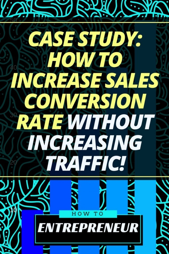 how to increase sales conversion rate without increasing traffic