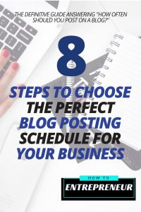 "The Definitive Guide Answering, ""How Often Should You Post on a Blog?"""