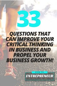 33 Questions That Can Improve Your Critical Thinking in Business