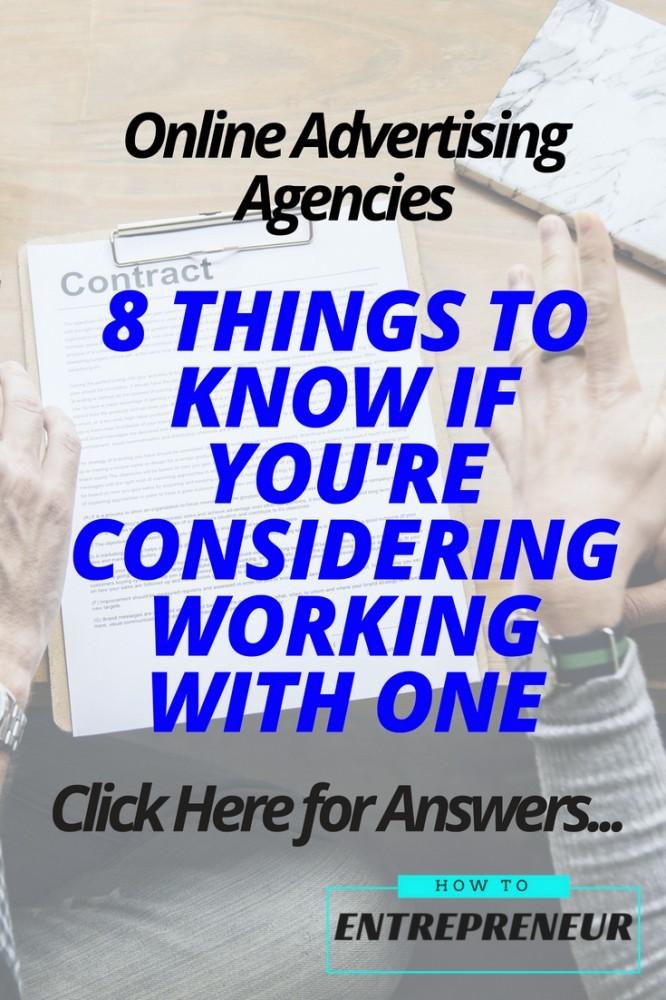 online advertising agencies