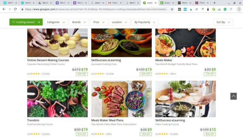 healthy hands cooking review