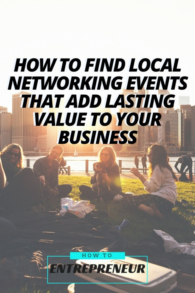 How To Find Local Networking Events