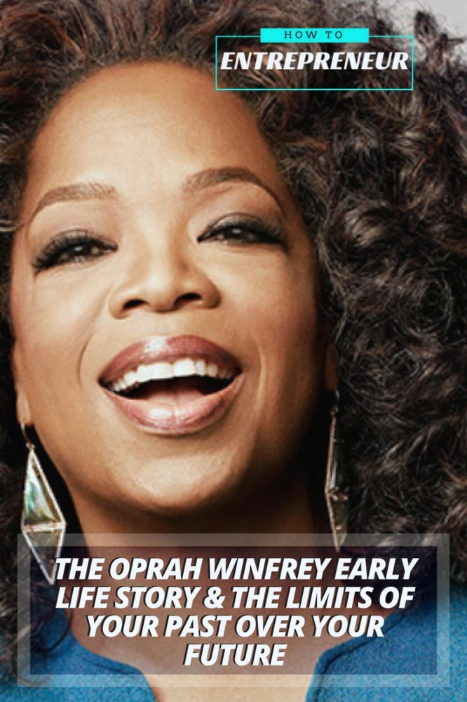 oprah winfrey early life story