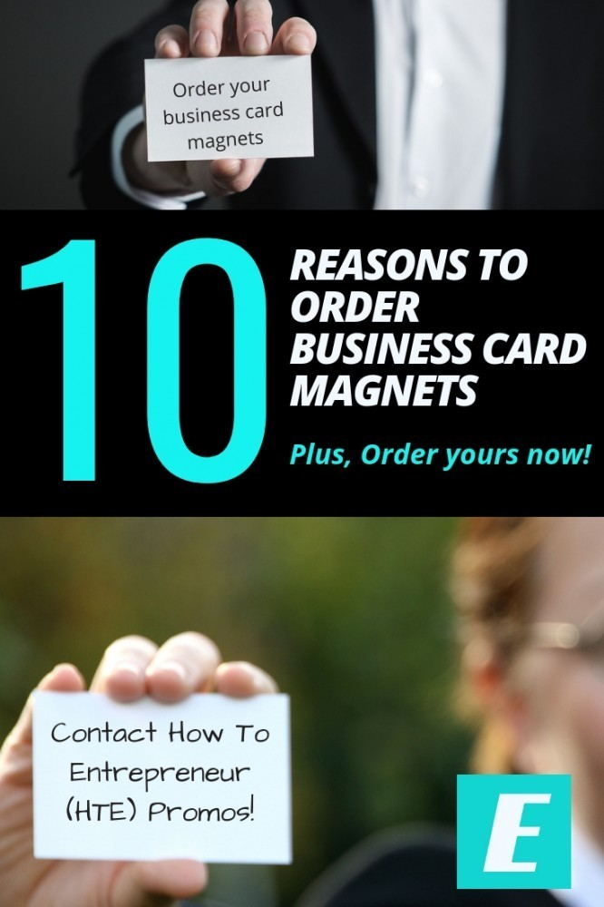 order business card magnets