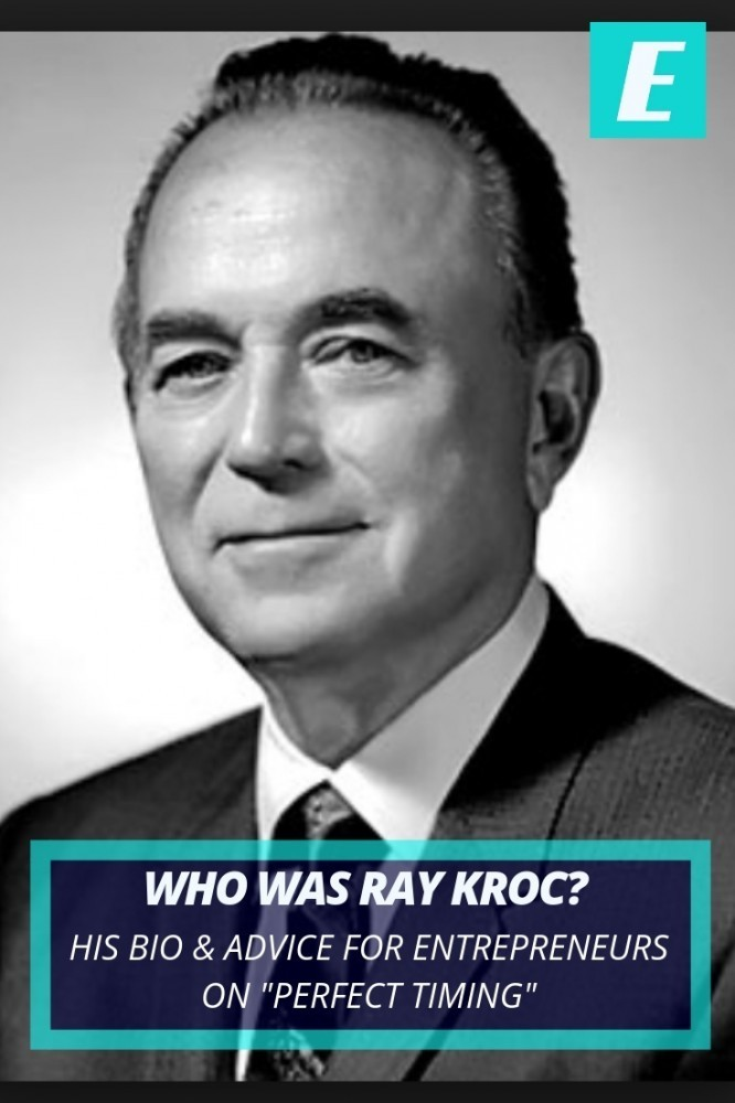 who is ray kroc