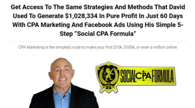 Social CPA Formula: The Best Course on CPA Affiliate Marketing or Not?