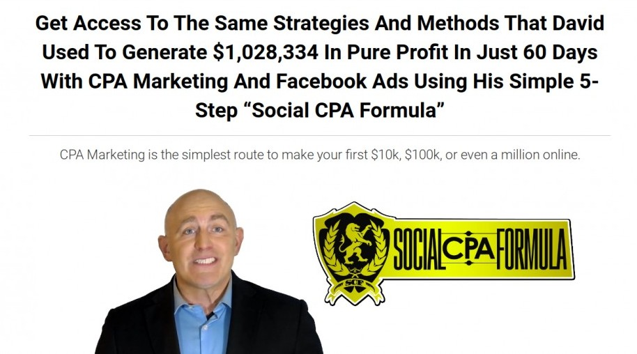 social cpa formula review