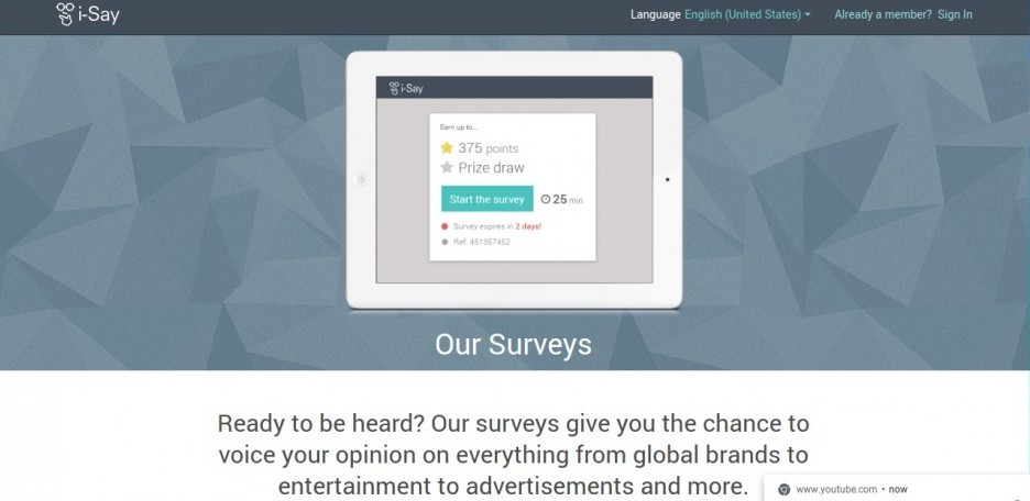what is ipsos i say scam legit review