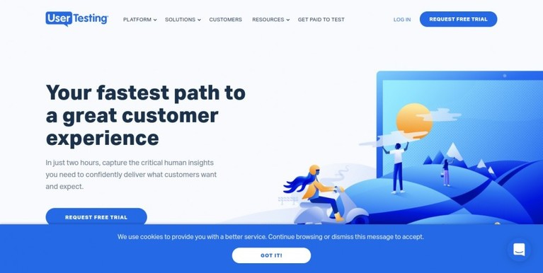what is usertesting scam legit review
