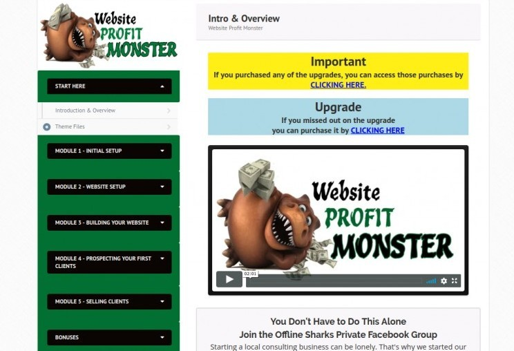 Website Profit Monster Review: Web Design Asset or Just a WP Theme?