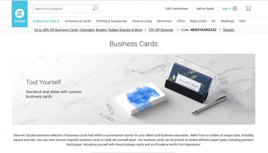 best places to order business cards online