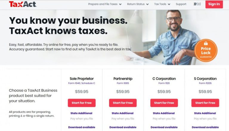 best places to file your taxes online