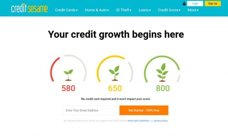credit sesame review