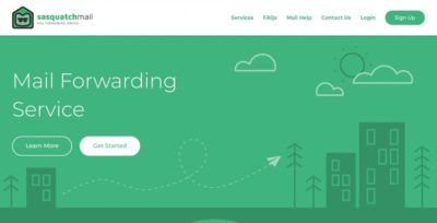 SasquatchMail.com Review: Pros and Cons of their Virtual Mailing Address