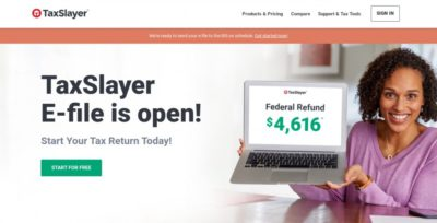 TaxSlayer Review: A Good Tax Software to Keep The IRS Off Your Back?