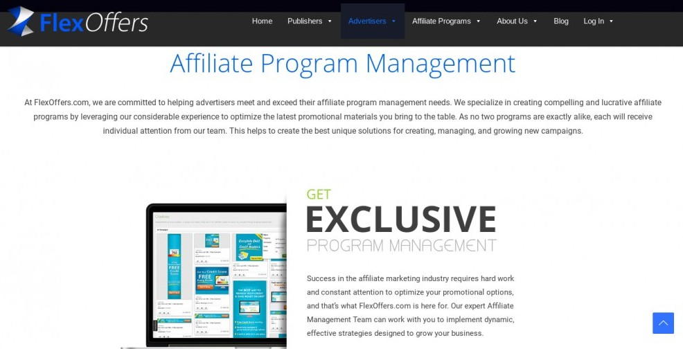 Flexoffers Affiliate Network