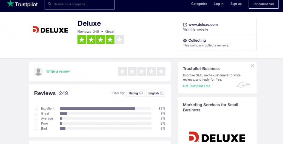 Deluxe.com Review
