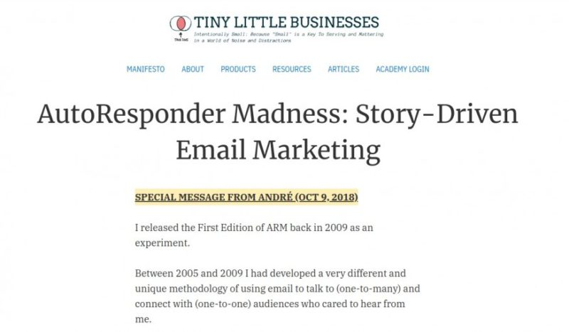autoresponder madness review