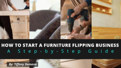 How to start a furniture refinishing business Featured Image