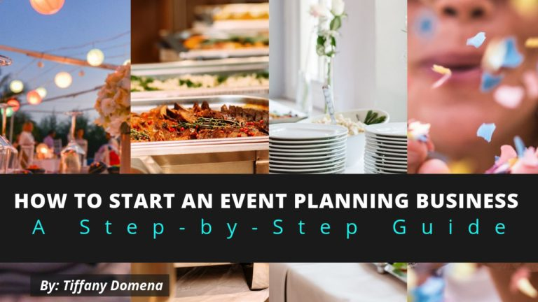 How to Start an Event Planning Business published at https://howtoentrepreneur.com