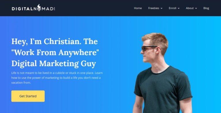 Christian Martin - Work From Anywhere Accelerator Review: Pros & Cons