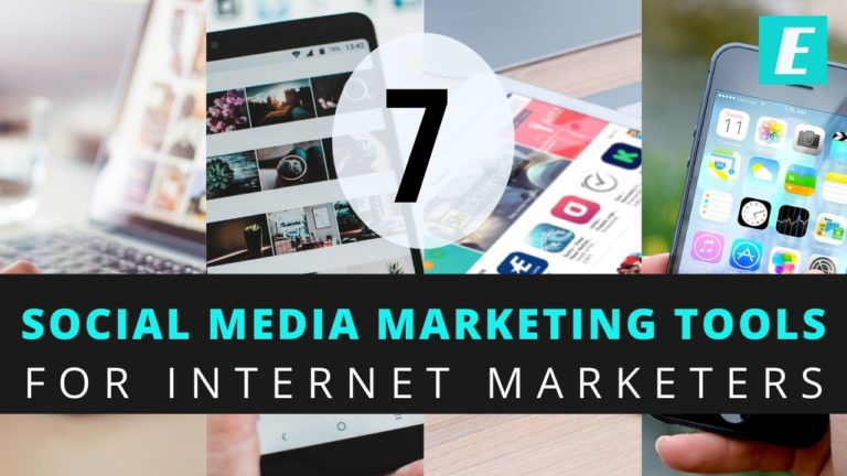 7 Social Media Marketing Tools for Internet Marketers Thumbnail