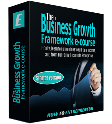 The Business Growth E-Course - Featured Image