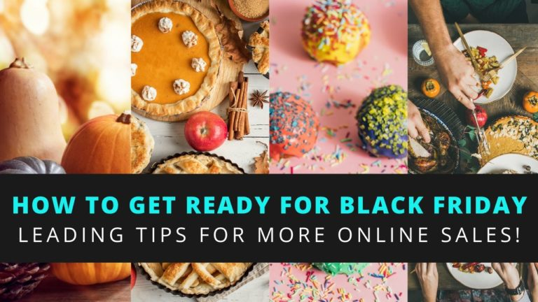 how to get ready for black friday