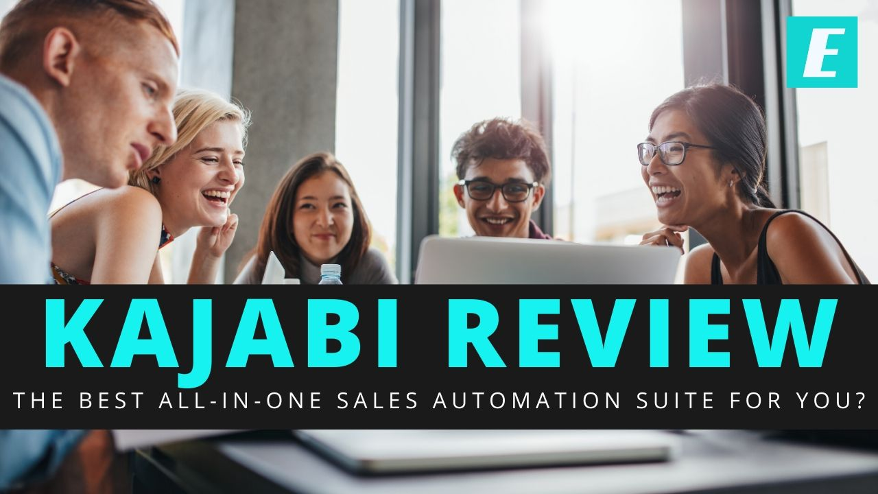 Kajabi Review Thumbnail