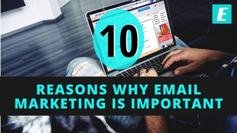 10 Reasons Why Email Marketing is Important - Thumbnail
