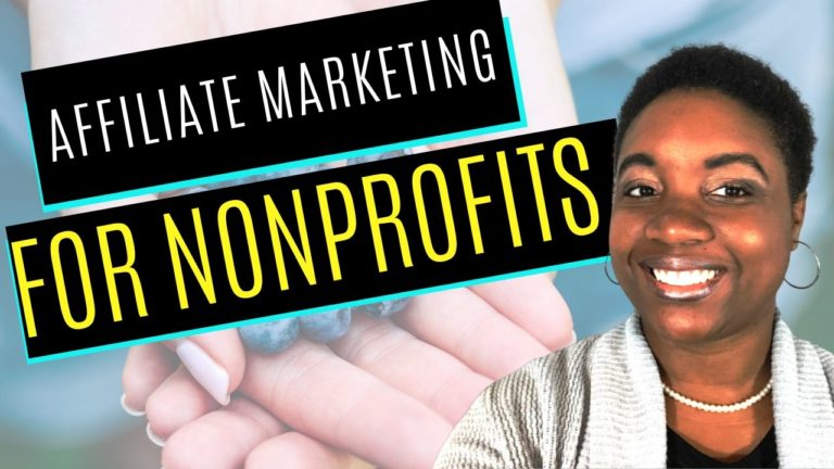 How to make money as a nonprofit with affiliate marketing | affiliate marketing for nonprofits - Featured Image