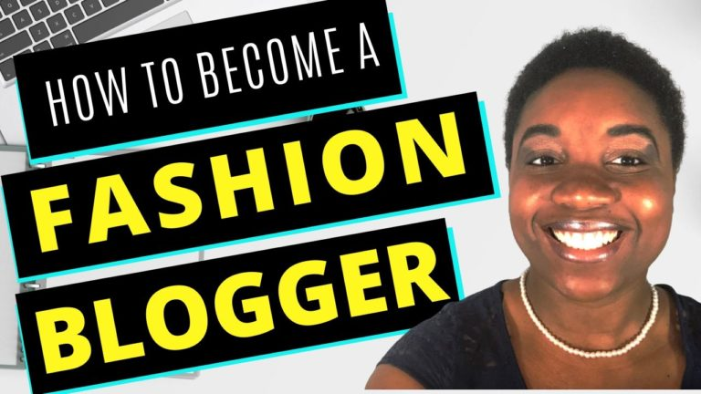 How to Become a Fashion Blogger | How Fashion Bloggers Make Money - Featured Image