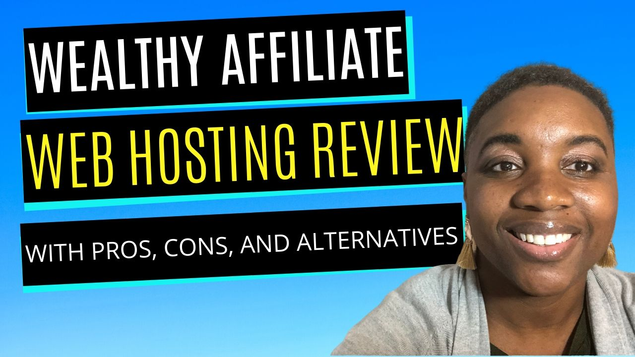 Wealthy Affiliate Web Hosting Review - Featured Image