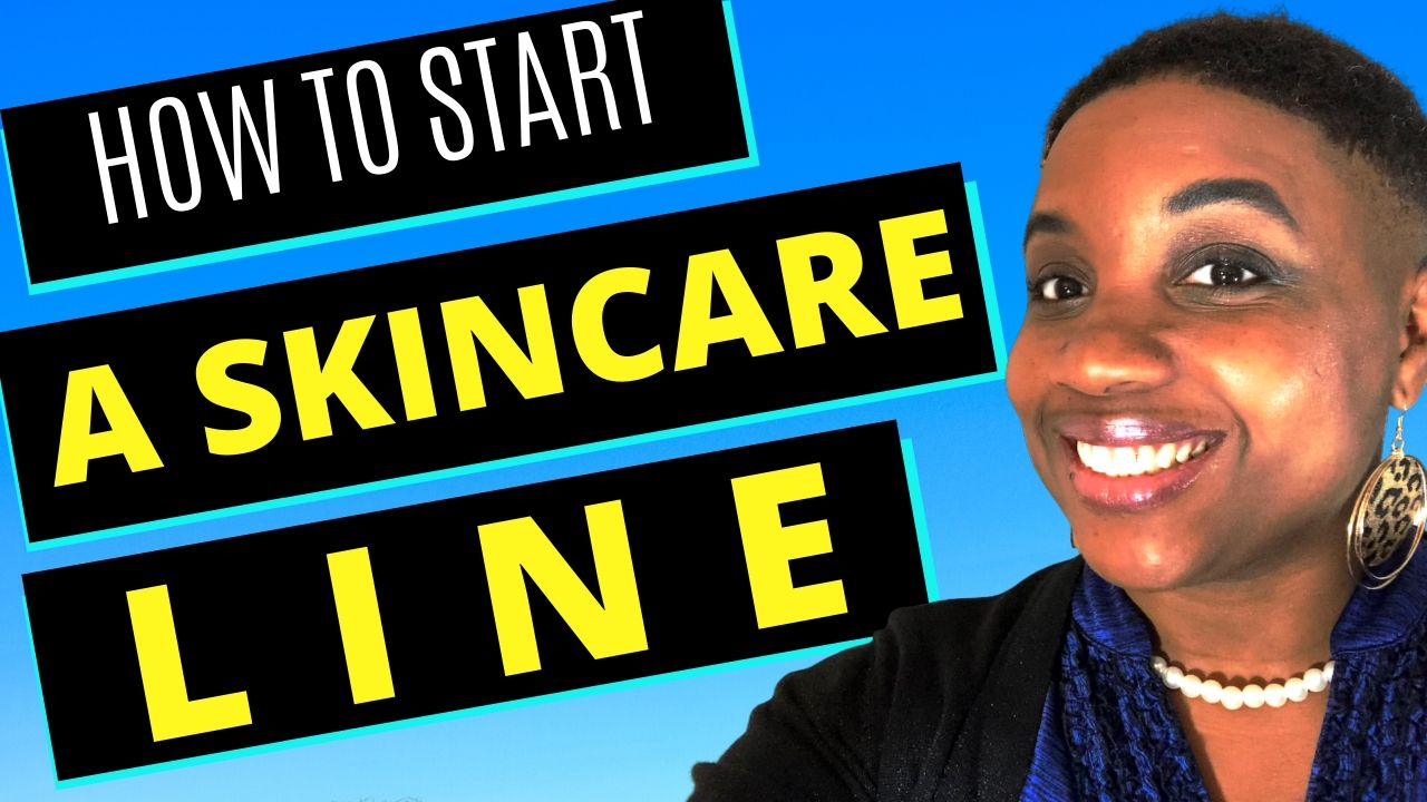 How to Start a Skin Care Line - Featured Image