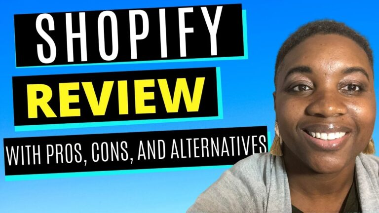 Shopify Review 2020: Pros, Cons, and Alternatives - Featured Image