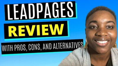 Leadpages Review: Pros, Cons, and Alternatives [Featured Image]