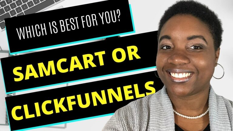 SamCart vs. Clickfunnels 2020: Ultimate Shopping Cart Comparison - Featured Image