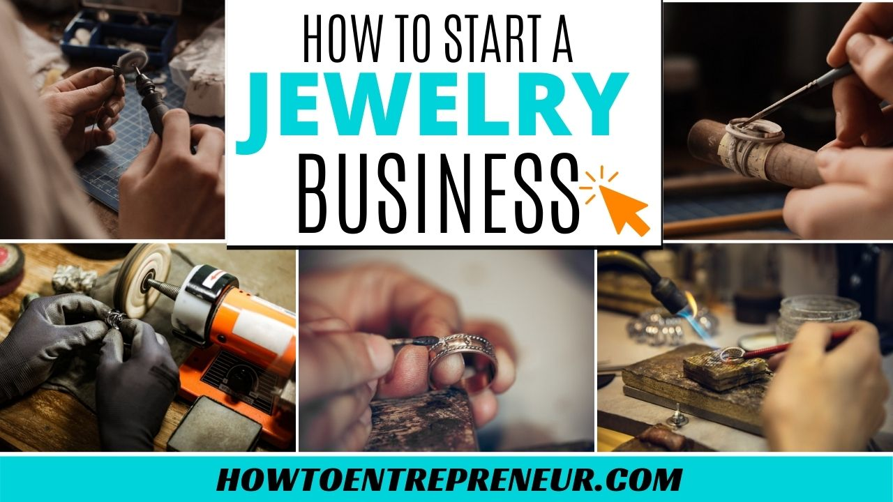 How to Start a Jewelry Business - Featured Image