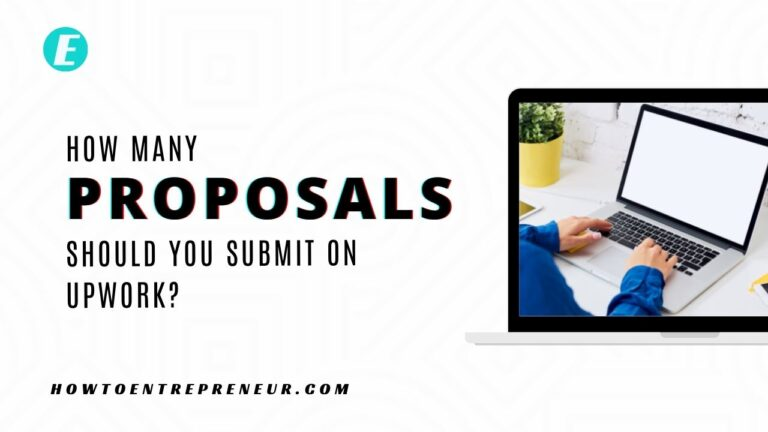 How Many Proposals Should You Submit on Upwork? - Featured Image
