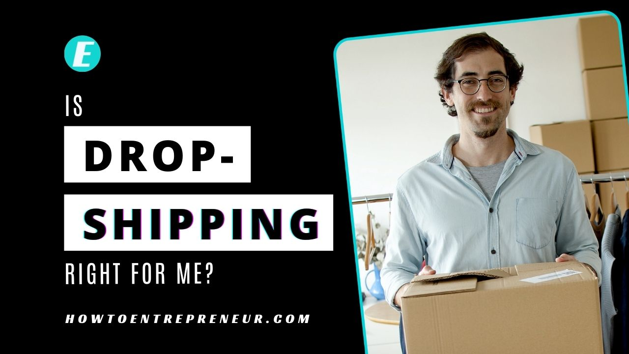 Is Dropshipping Right for Me - Featured Image